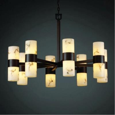 Justice Design FAL-8756 Dakota - Sixteen Light Large Chandelier