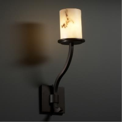 Justice Design FAL-8784 Sonoma 1-Light Wall Sconce (Tall)