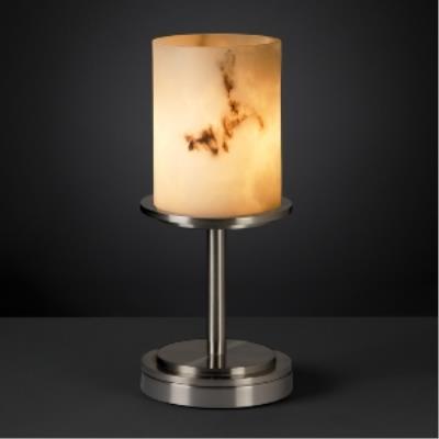 Justice Design FAL-8798 Dakota - One Light Short Table Lamp