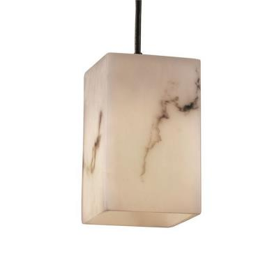 Justice Design FAL-8816 Lumenaria - One Light Mini-Pendant