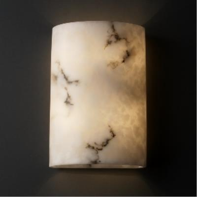 Justice Design FAL-8858 ADA Large Cylinder Wall Sconce