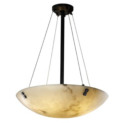 "Justice Design FAL-9669 60"" Pendant Bowl"
