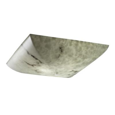 "Justice Design FAL-9672 Lumenaria - 24"" Semi-Flush Mount"