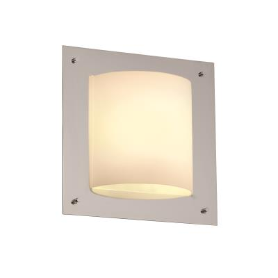 Justice Design FSN-5561 Framed Square 4-Sided Wall Sconce (ADA)