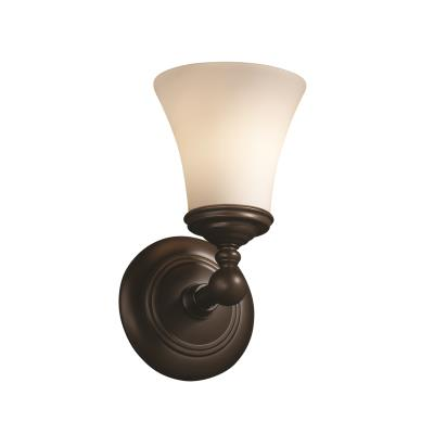 Justice Design FSN-8521 Tradition 1-Light Wall Sconce