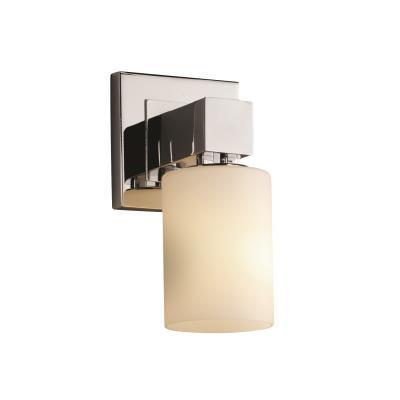 Justice Design FSN-8705 Aero 1-Light Wall Sconce (No Arms)