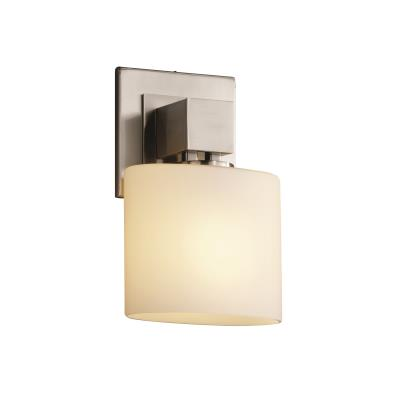 "Justice Design FSN-8707 Fusion - 9.25"" One Light Wall Sconce"
