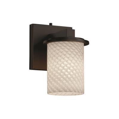 Justice Design FSN-8771 Dakota 1-Light Wall Sconce