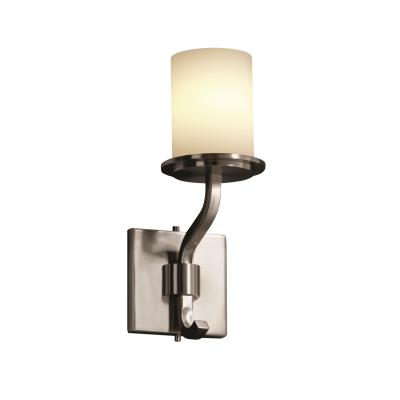 Justice Design FSN-8781 Sonoma 1-Light Wall Sconce (Short)