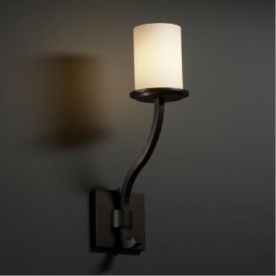 Justice Design FSN-8784 Sonoma One Light Wall Sconce (Tall)