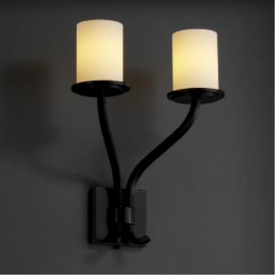 Justice Design FSN-8785 Sonoma Two Light Wall Sconce (Tall)