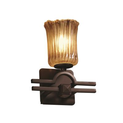 Justice Design GLA-8501 Argyle One Light Wall Sconce
