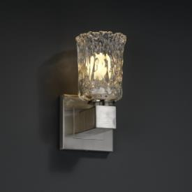 Justice Design GLA-8705 Aero One Light Wall Sconce (No Arms)