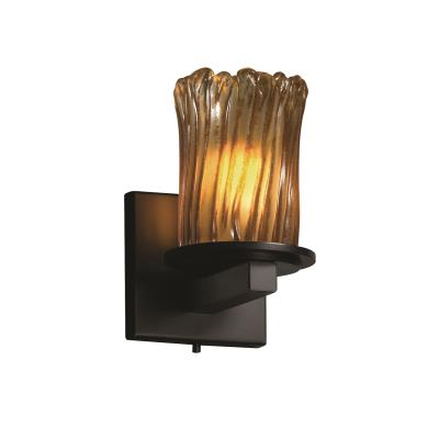 Justice Design GLA-8771 Dakota - One Light Wall Sconce