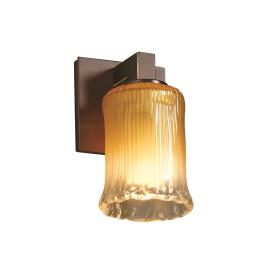 Justice Design GLA-8921 Modular One Light Wall Sconce
