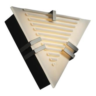 Justice Design PNA-5552 Clips Triangle Wall Sconce (ADA)