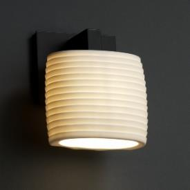 Justice Design POR-8931 Modular 1-Light Wall Sconce (ADA)