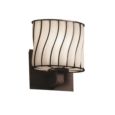Justice Design WGL-8931 Modular One Light Wall Sconce (ADA)