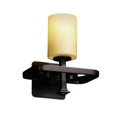 "Justice Design FSN-8561 Fusion - 25""  One Light Wall Sconce"