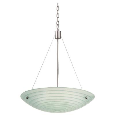 "Kalco Lighting 5985SN AQUEOUS-15.38""  PENDANT"