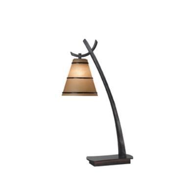 Kenroy Lighting 03332 Wright 1 Light Table Lamp