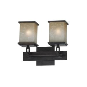 Plateau 2 Light Vanity