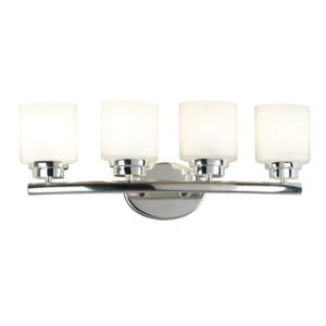 Bow 4 Light Vanity- PNI