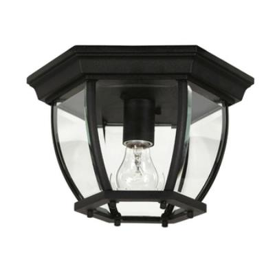 Kenroy Lighting 16277BL Dural 1 Light Flush Mount