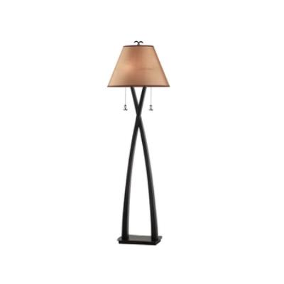Kenroy Lighting 20101ORB Wright Floor Lamp