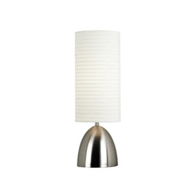 Kenroy Lighting 20200BS Bandeau Table Lamp