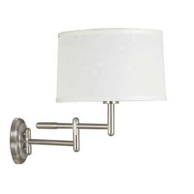Kenroy Lighting 20942 Theta - One Light Wall Swing Arm Lamp