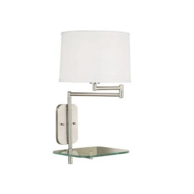 Kenroy Lighting 20947 Tabula - One Light Wall Swing Arm Lamp
