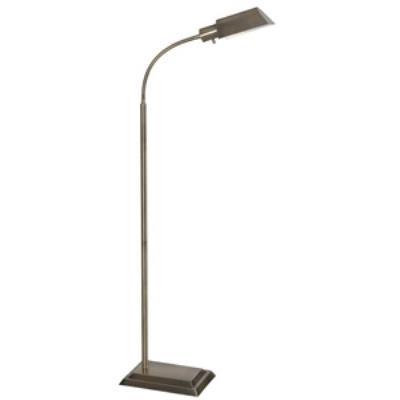 Kenroy Lighting 20967AB Steward - One Light Floor Lamp