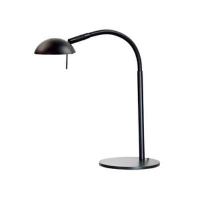 Kenroy Lighting 20971BL Basis - One Light Desk Lamp