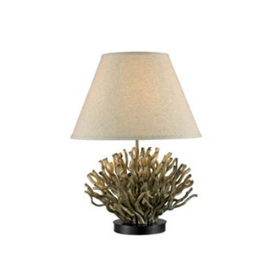 Kenroy Lighting 21081NR Piper - One Light Table Lamp