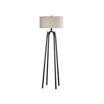 Kenroy Lighting 21389ORB Quadratic Floor Lamp