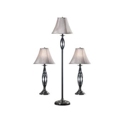 Kenroy Lighting 30350 Sperry Multipack Table and Floor Lamp