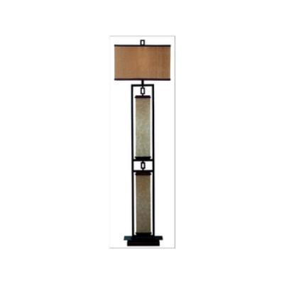 Kenroy Lighting 30742ORB Plateau Floor Lamp
