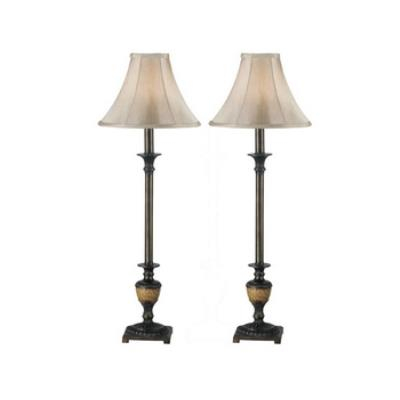 Kenroy Lighting 30944 Emily 2 Pack Buffet Lamp