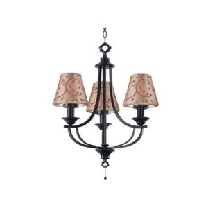 Belmont Outdoor Chandelier