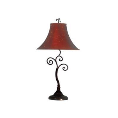 Kenroy Lighting 31380BRZ Richardson Table Lamp