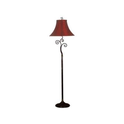 Kenroy Lighting 31381BRZ Richardson Floor Lamp