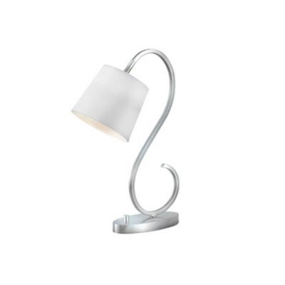 Kenroy Lighting 32009BS Wilson - One Light Desk Lamp