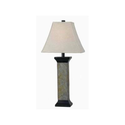 Kenroy Lighting 32035SL Suffield - One Light Table Lamp
