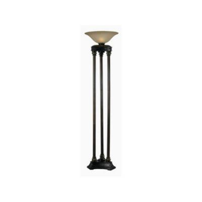 Kenroy Lighting 32066ORB Colossus - One Light Torchiere