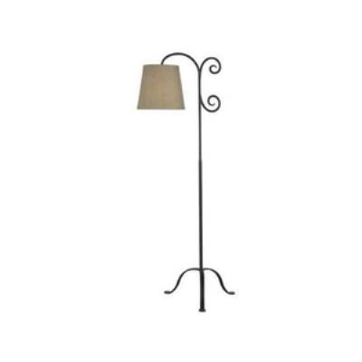 Kenroy Lighting 32087BRZG Morrison - One Light Floor Lamp