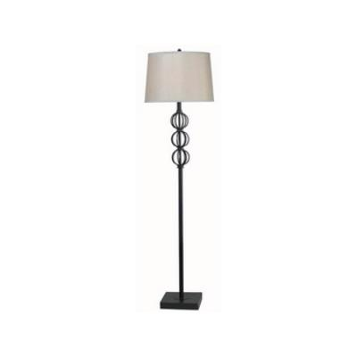 Kenroy Lighting 32103ORB Globus - One Light Floor Lamp