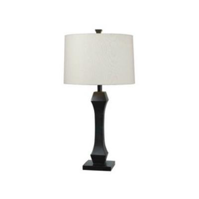 Kenroy Lighting 32121ORB Gemini - One Light Table Lamp - (2-Pack)
