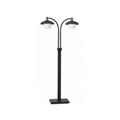 Kenroy Lighting 32141ORB Lika - Two Light Outdoor Floor Lamp