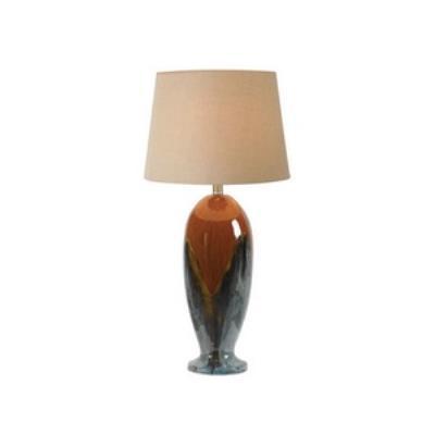 Kenroy Lighting 32147CG Lavo - One Light Table Lamp